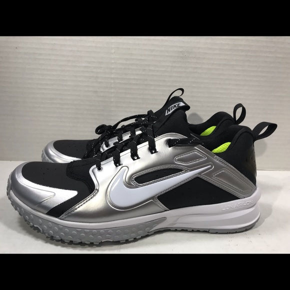 new product 5fda7 88b4f Nike Alpha Huarache Turf Men s Size 10.5 Baseball